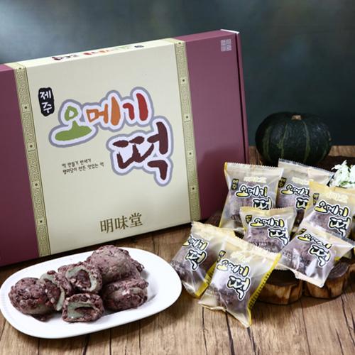 [명미당] 45년전통 제주오메기떡 60g*20EA