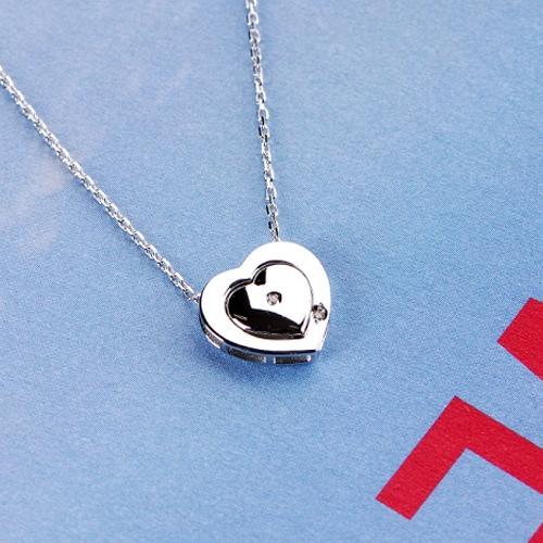 핫다이아몬드 커플하트 /Double Heart - 66000원
