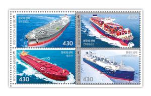 한국의 선박 이미지