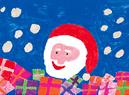 57-4 크리스마스 우표 어린이 작품 공모