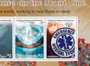 코로나 방역 옴니버스 우표