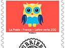 프랑스의 트랙킹 우표