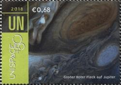 UNISPACE+50 - Jupiter's Great Red Spot
