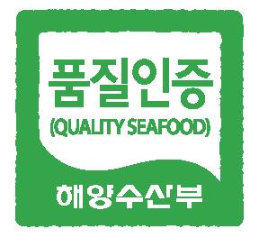 수산특산물(양식)<br>수산특산물(자연) 로고