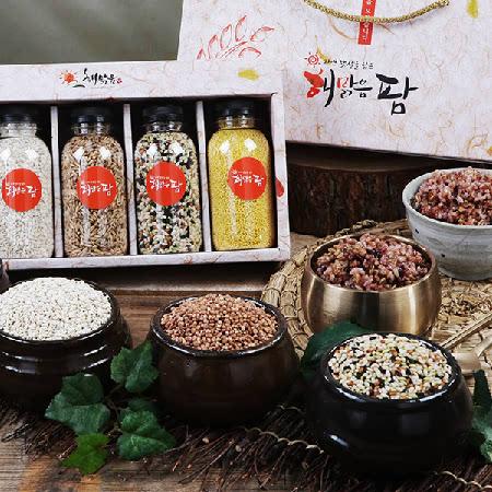 [남도장터]해맑은팜 오곡선물세트(5종)
