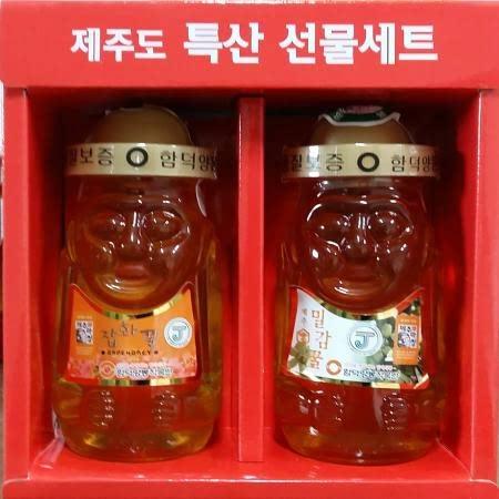 제주함덕잡화밀감꿀세트