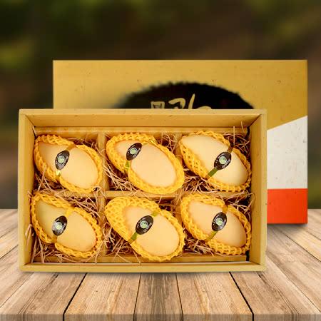 [선물세트] 고당도 태국 황제 망고 세트 2kg(6개입/대과)