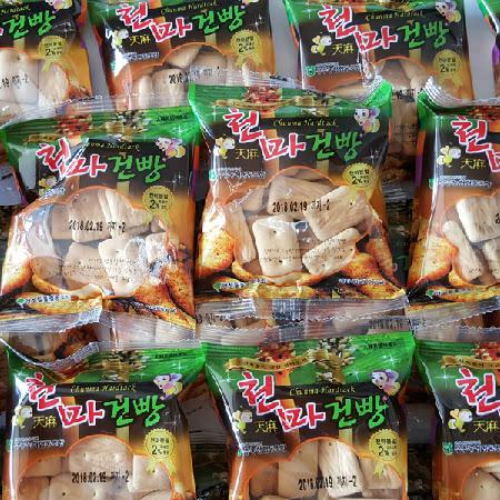 영양만점 천마건빵 소포장 30g_50봉(달팽이장터)