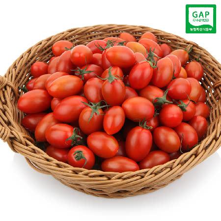 [남도장터] 화순 대추방울토마토 2kg(1~2번과 혼합) 당일수확 발송