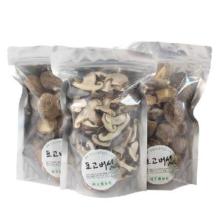 초정 광천수 키운 무농약 건 표고버섯