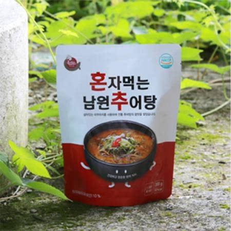 [전북협동조합] 혼자먹는 남원 추어탕 300g × 10팩