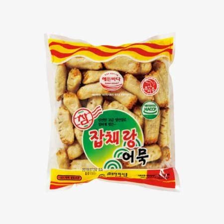[부산참어묵] 잡채랑어묵 900g
