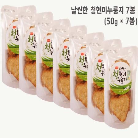 청현미 1주일 누룽지 7봉
