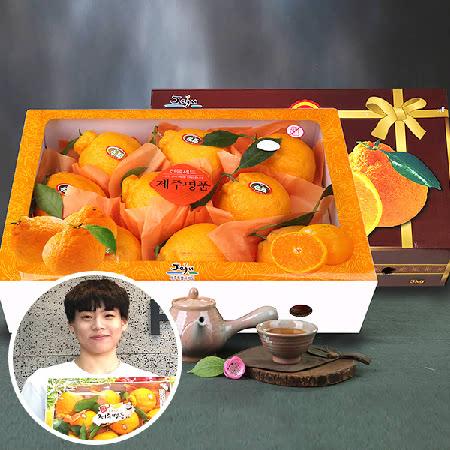 [안심특가] 익산 최준호님의 명절명품 한라봉 선물세트