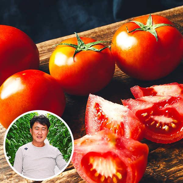 완주 김대만님의 유럽형 완숙토마토3kg(2~3번과)