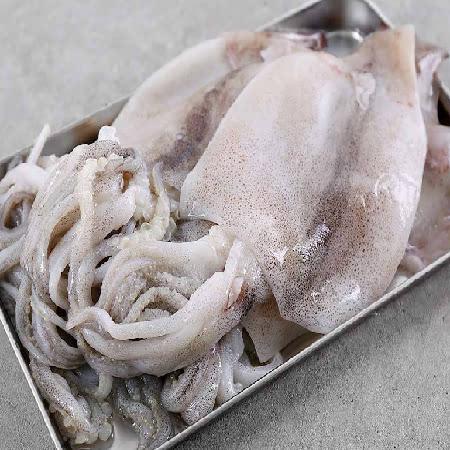 경북 포항 국내산 선동 손질 오징어 1.5kg / 8~10마리