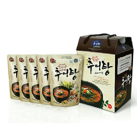 [전북협동조합] 남원 추어탕 남원엔 미꾸리 추어탕 400g 2팩