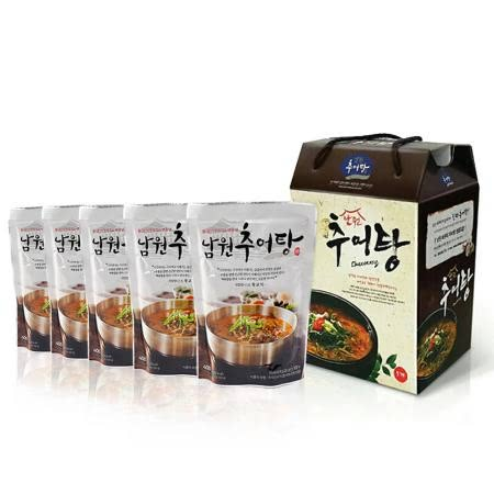 [전북협동조합] 살아있는 미꾸라지로 끓인 활추어탕 400g 5팩