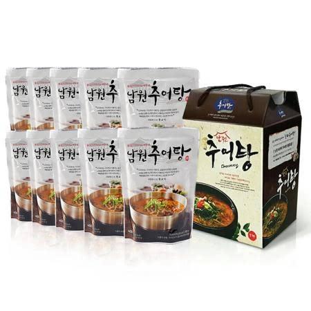 [전북협동조합] 살아있는미꾸라지로 끓인 활추어탕 400g 10팩
