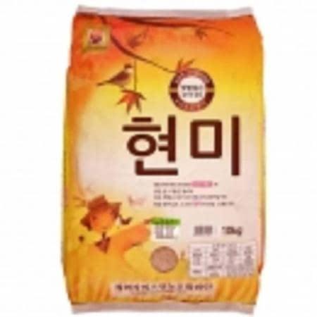 [우리농산] 21년산 햇 현미 10kg /고품질(전용박스 포장 안전 배송)