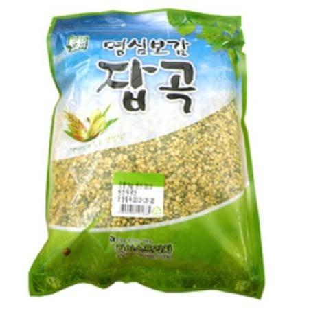 [우리농산] 맛있는 깐녹두 1kg (고품질)
