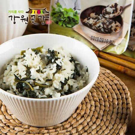 맨밥에 쓰윽~ 비벼먹는 곤드레 윤영근의 착한나물 곤드레5봉(5인분)