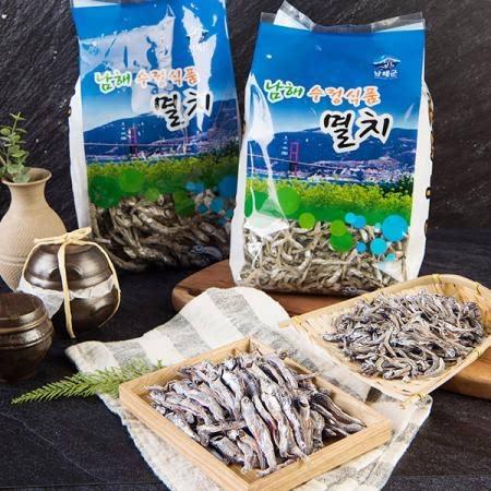 남해수정식품멸치