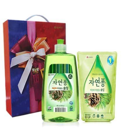 LG생활건강 자연퐁 솔잎용기 500g 솔잎 절약형 300g 주방세제