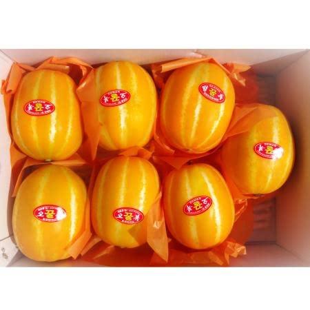 성주초전참외(특품)2kg(6~8과)
