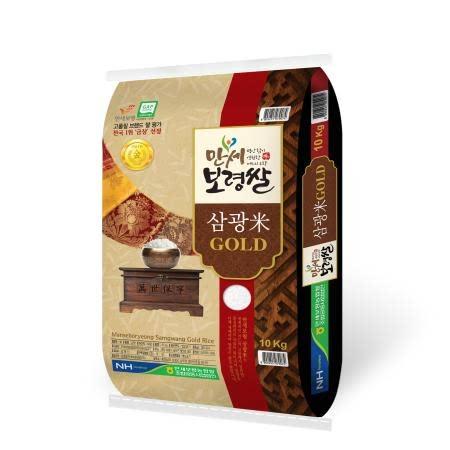 [보령장터]만세보령쌀 삼광미 GOLD 10kg (특등급)
