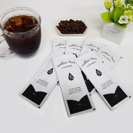 커피수 더치커피 콜드브루 원액 30ml