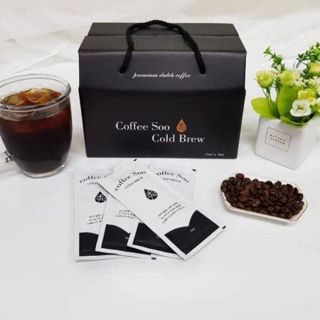 커피수 더치커피 콜드브루 원액 선물세트