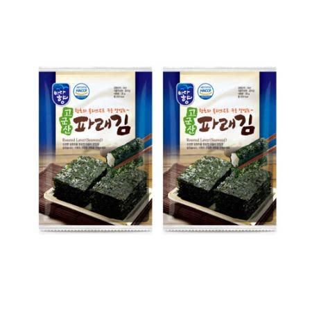 (유)바다향 파래 전장김 2호(5매*20봉)