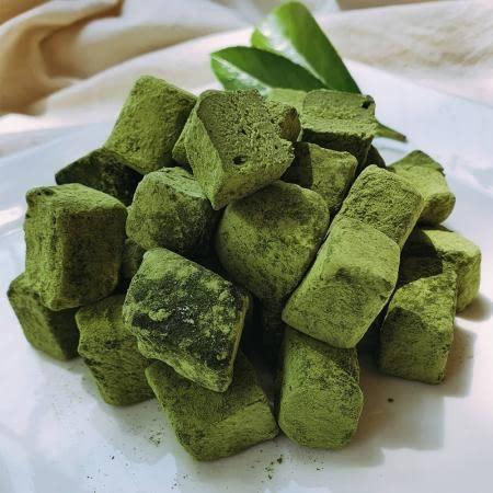 [신규론칭] 진한 유기농 말차생초콜릿♥️ 수제초콜릿