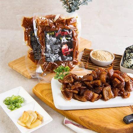 [이벤트] 돼지껍데기숯불구이 / 돼지껍데기양념튀각 (옵션 택1) / 콩가루, 소스 무료증정