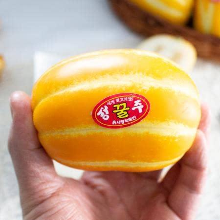[경북성주] 꿀맛 성주참외 5kg 특과 (10~18과)