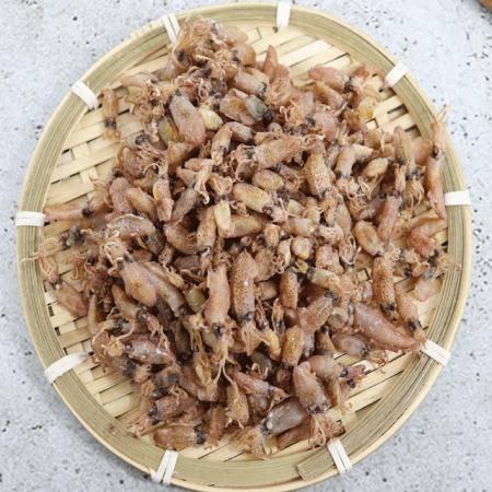 여수멸치어가 100% 국산 건꼴뚜기