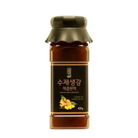 정선 수제생강 착즙 원액 420g