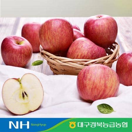 [경북능금농협] 아삭아삭한 꿀맛 꼬마사과 2kgx2박스 총 4kg