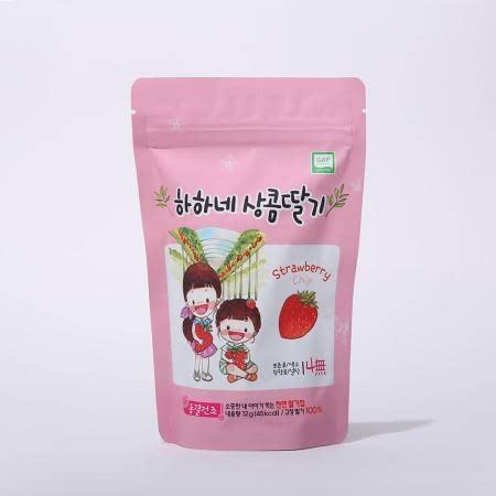[높을고창몰] 하하네상콤딸기칩 5봉