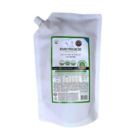 EM 발효 3배농축 세탁세제(리필용)