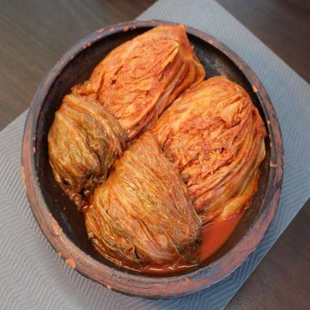 선영이네김치 묵은지 2kg 전라도 곰소젓갈로 담근김치
