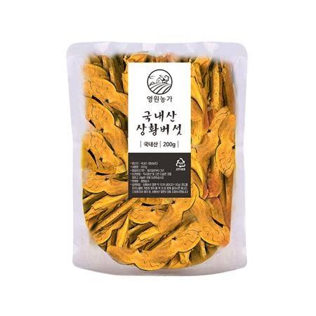 [영원농가] 국산 장수 상황버섯 (200g/400g/600g/800g/1kg)