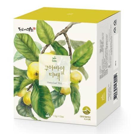 구아바잎차티백(10개입)