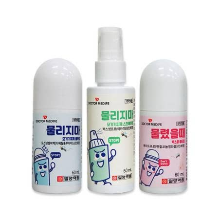 일양약품 닥터메디프 모기기피제