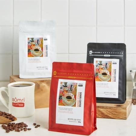 솜리커피 커피 원두 에티오피아 예가체프 시다모워시드 코체레 볶은커피 맛있는 고소한 홀빈