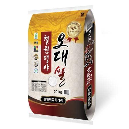 [21년산(상등급)_철원/동송_20kg] 21년 햅쌀 철원_동송 오대쌀 20kg