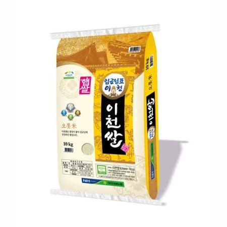 21년 햅쌀 상등급 당일도정 임금님표 이천쌀 10kg 해들미