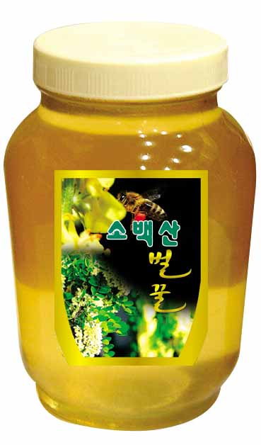 미풍정아카시아꿀 2.4kg