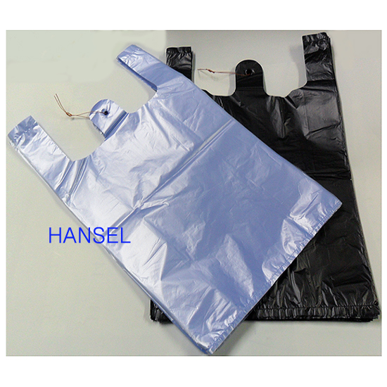 (한셀)GR29 포장 / 분리수거 손잡이 비닐봉투 2L/중 300매